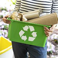 Reciclar y minimizar los residuos